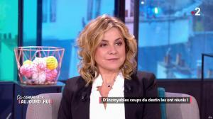 Christèle Albaret dans Ça Commence Aujourd'hui - 09/04/19 - 03