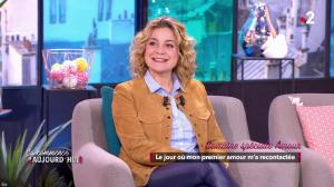 Christèle Albaret dans Ça Commence Aujourd'hui - 12/02/19 - 02