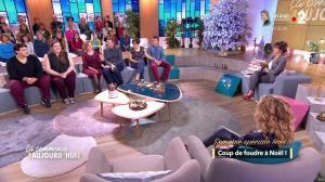 Christele Albaret dans Ça Commence Aujourd'hui - 20/12/18 - 05