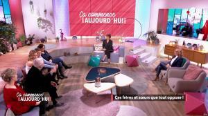 Christèle Albaret et Wynona Gueraini dans Ça Commence Aujourd'hui - 27/02/19 - 09