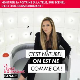 Clara Morgane dans la Boite à Questions - 24/01/19 - 02
