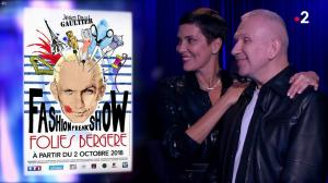 Cristina Cordula dans On n'est pas Couché - 20/10/18 - 01