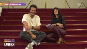 Erika Moulet dans l'Hebdo de la Musique - 12/01/19 - 01