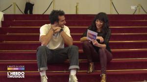 Erika Moulet dans l'Hebdo de la Musique - 12/01/19 - 02