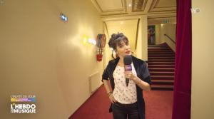 Erika Moulet dans l'hebdo de la Musique - 23/02/19 - 05