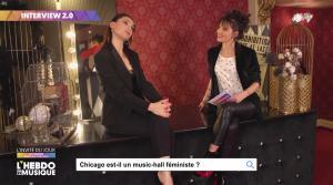 Erika Moulet dans l'hebdo de la Musique - 23/02/19 - 10