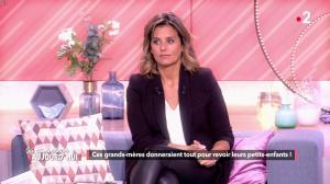 Faustine Bollaert dans Ça Commence Aujourd'hui - 04/02/19 - 02
