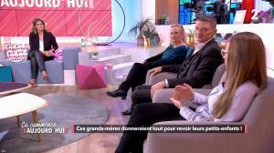 Faustine Bollaert dans Ça Commence Aujourd'hui - 04/02/19 - 05