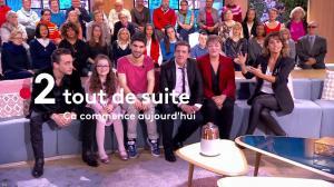 Faustine Bollaert dans Ça Commence Aujourd'hui - 05/02/19 - 02