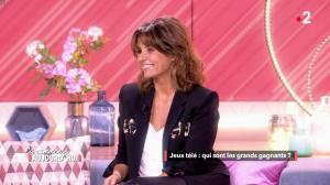 Faustine Bollaert dans Ça Commence Aujourd'hui - 05/02/19 - 04
