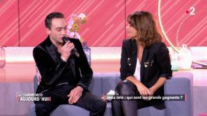 Faustine Bollaert dans Ça Commence Aujourd'hui - 05/02/19 - 11
