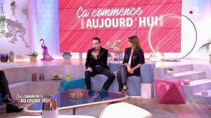 Faustine Bollaert dans Ça Commence Aujourd'hui - 05/02/19 - 12