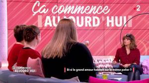 Faustine Bollaert dans Ça Commence Aujourd'hui - 05/03/19 - 06