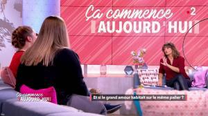 Faustine Bollaert dans Ça Commence Aujourd'hui - 05/03/19 - 13