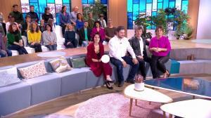 Faustine Bollaert dans Ça Commence Aujourd'hui - 08/01/19 - 01