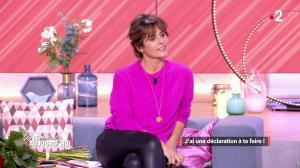 Faustine Bollaert dans Ça Commence Aujourd'hui - 08/01/19 - 11