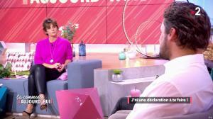 Faustine Bollaert dans Ça Commence Aujourd'hui - 08/01/19 - 13