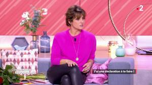 Faustine Bollaert dans Ça Commence Aujourd'hui - 08/01/19 - 14