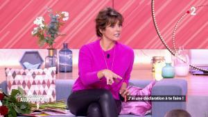 Faustine Bollaert dans Ça Commence Aujourd'hui - 08/01/19 - 16