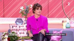 Faustine Bollaert dans Ça Commence Aujourd'hui - 08/01/19 - 17