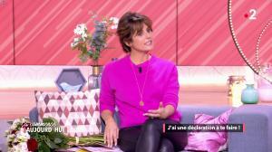 Faustine Bollaert dans Ça Commence Aujourd'hui - 08/01/19 - 18