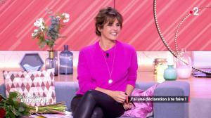 Faustine Bollaert dans Ça Commence Aujourd'hui - 08/01/19 - 20