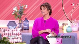 Faustine Bollaert dans Ça Commence Aujourd'hui - 08/01/19 - 25