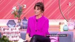 Faustine Bollaert dans Ça Commence Aujourd'hui - 08/01/19 - 26