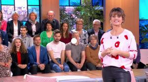 Faustine Bollaert dans Ça Commence Aujourd'hui - 08/03/19 - 01