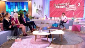 Faustine Bollaert dans Ça Commence Aujourd'hui - 08/03/19 - 02