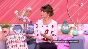 Faustine Bollaert dans Ça Commence Aujourd'hui - 08/03/19 - 04