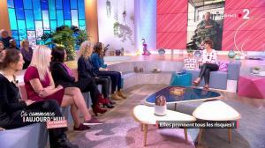 Faustine Bollaert dans Ça Commence Aujourd'hui - 08/03/19 - 10