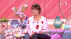 Faustine Bollaert dans Ça Commence Aujourd'hui - 08/03/19 - 13