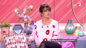 Faustine Bollaert dans Ça Commence Aujourd'hui - 08/03/19 - 15