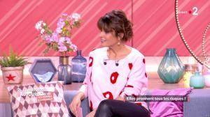 Faustine Bollaert dans Ça Commence Aujourd'hui - 08/03/19 - 17