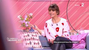 Faustine Bollaert dans Ça Commence Aujourd'hui - 08/03/19 - 18