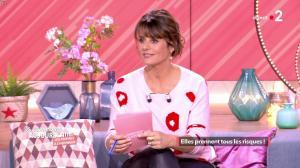 Faustine Bollaert dans Ça Commence Aujourd'hui - 08/03/19 - 22