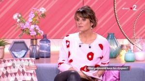 Faustine Bollaert dans Ça Commence Aujourd'hui - 08/03/19 - 23