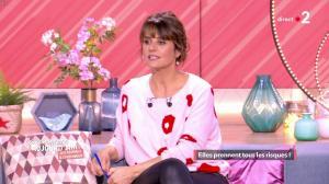Faustine Bollaert dans Ça Commence Aujourd'hui - 08/03/19 - 25