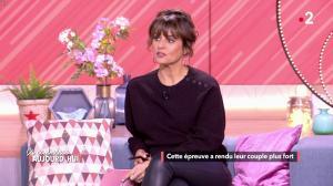 Faustine Bollaert dans Ça Commence Aujourd'hui - 08/04/19 - 08