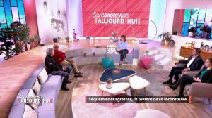 Faustine Bollaert dans Ça Commence Aujourd'hui - 09/05/19 - 09