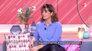 Faustine Bollaert dans Ça Commence Aujourd'hui - 09/05/19 - 14