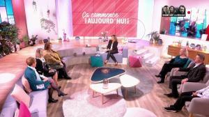 Faustine Bollaert dans Ça Commence Aujourd'hui - 10/04/19 - 01