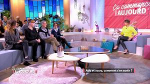 Faustine Bollaert dans Ça Commence Aujourd'hui - 12/03/19 - 05