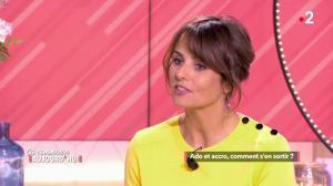 Faustine Bollaert dans Ça Commence Aujourd'hui - 12/03/19 - 06