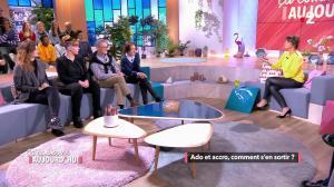 Faustine Bollaert dans Ça Commence Aujourd'hui - 12/03/19 - 07