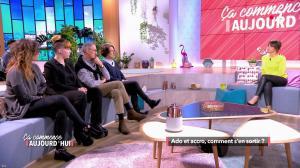 Faustine Bollaert dans Ça Commence Aujourd'hui - 12/03/19 - 08
