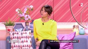 Faustine Bollaert dans Ça Commence Aujourd'hui - 12/03/19 - 14