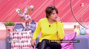 Faustine Bollaert dans Ça Commence Aujourd'hui - 12/03/19 - 16
