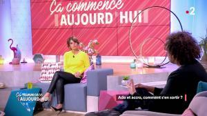 Faustine Bollaert dans Ça Commence Aujourd'hui - 12/03/19 - 19